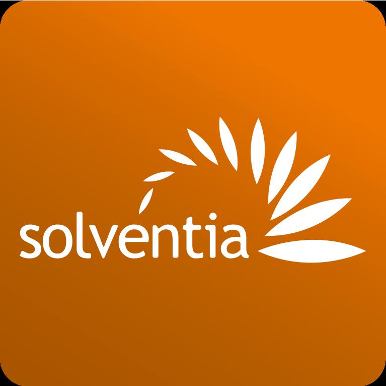 Logotipo Solventia
